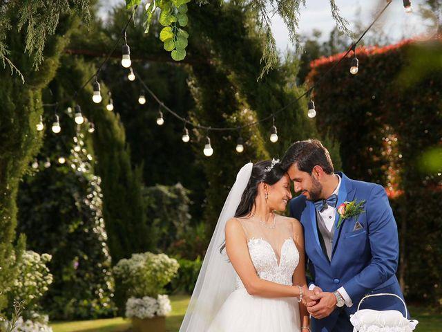 El matrimonio de Ana y Daniel