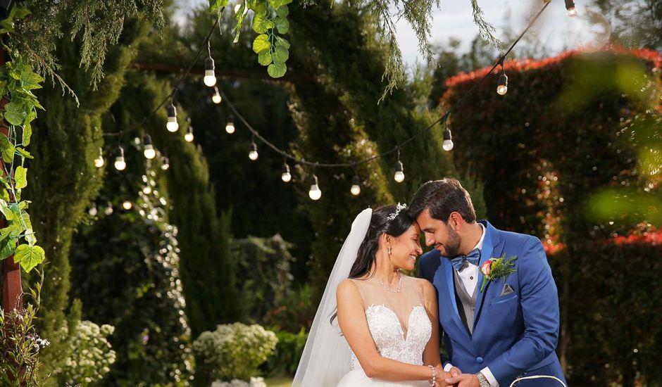 El matrimonio de Daniel y Ana en Bogotá, Bogotá DC