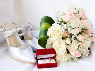 El matrimonio de Janneth  y Sebastián 3