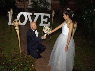 El matrimonio de Andrea  y Sergio