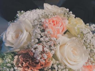 El matrimonio de Crismar y Philipp 3