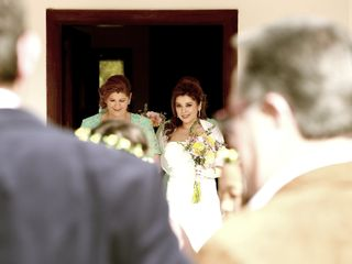 El matrimonio de Samy y Albarra 1