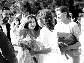 El matrimonio de Samy y Albarra 2