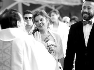El matrimonio de Samy y Albarra 3