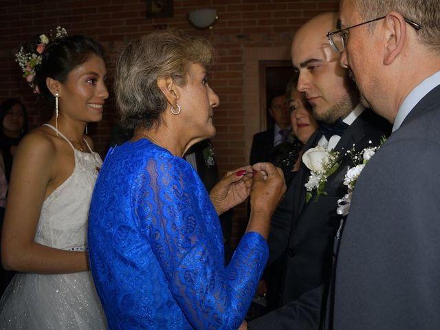 El matrimonio de Sergio  y Andrea  en Bogotá, Bogotá DC 2