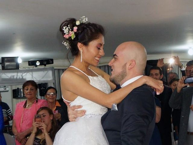 El matrimonio de Sergio  y Andrea  en Bogotá, Bogotá DC 6