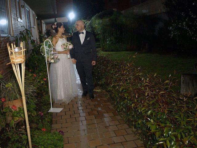 El matrimonio de Sergio  y Andrea  en Bogotá, Bogotá DC 7