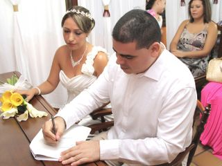 El matrimonio de Jazmin y Boris 3