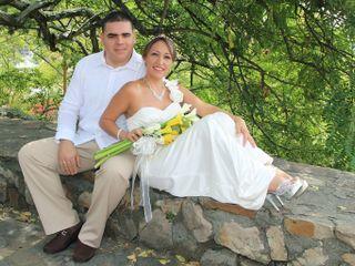 El matrimonio de Jazmin y Boris