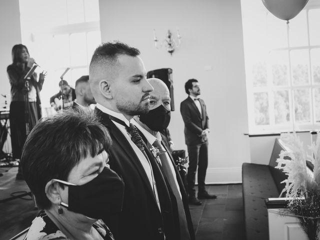 El matrimonio de Stiven y Daniela en Guarne, Antioquia 24