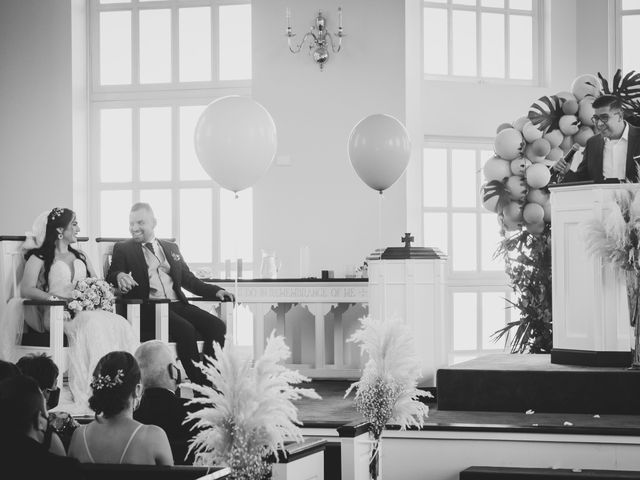 El matrimonio de Stiven y Daniela en Guarne, Antioquia 27