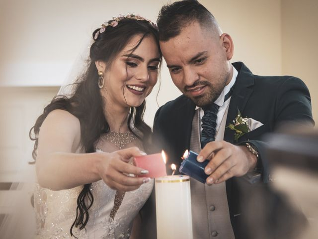 El matrimonio de Stiven y Daniela en Guarne, Antioquia 29