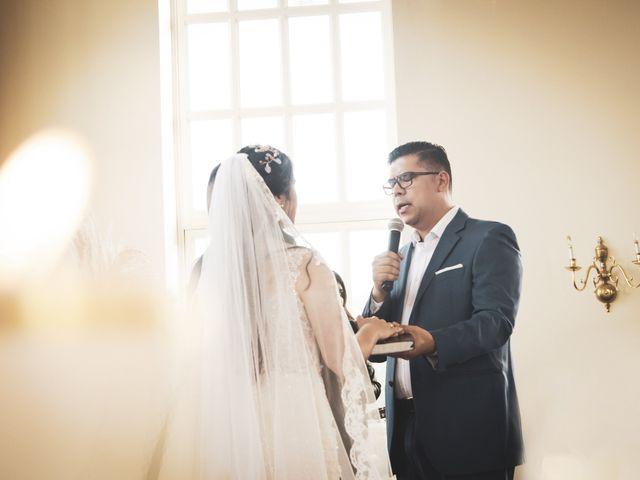 El matrimonio de Stiven y Daniela en Guarne, Antioquia 32