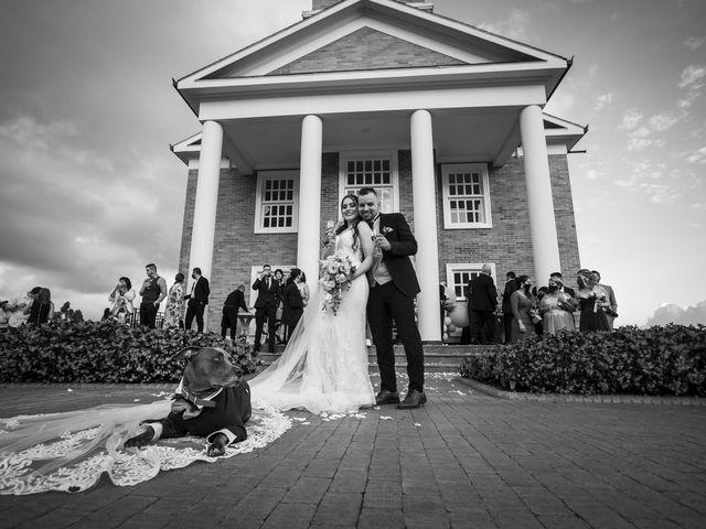 El matrimonio de Stiven y Daniela en Guarne, Antioquia 34