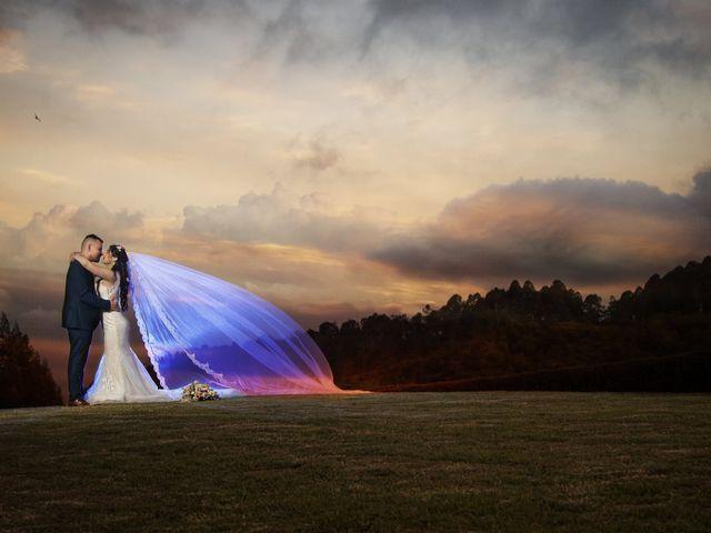 El matrimonio de Stiven y Daniela en Guarne, Antioquia 36