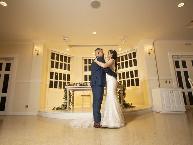 El matrimonio de Stiven y Daniela en Guarne, Antioquia 45