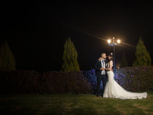 El matrimonio de Stiven y Daniela en Guarne, Antioquia 47