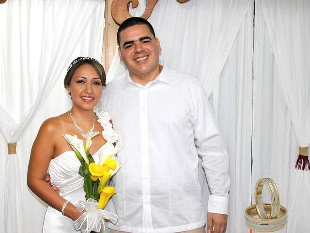 El matrimonio de Boris y Jazmin en Cali, Valle del Cauca 1