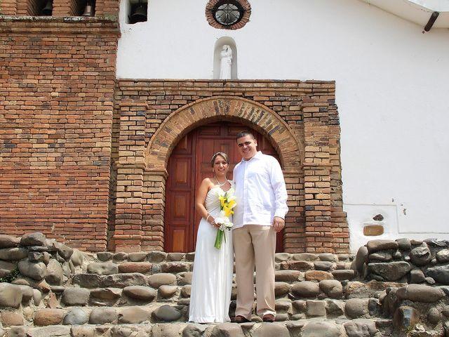 El matrimonio de Boris y Jazmin en Cali, Valle del Cauca 4