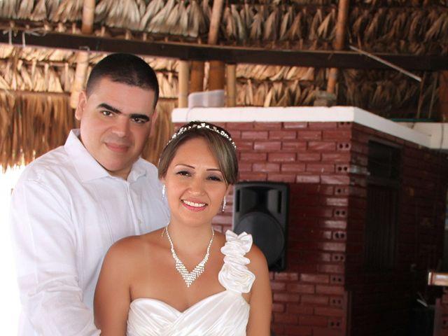 El matrimonio de Boris y Jazmin en Cali, Valle del Cauca 10