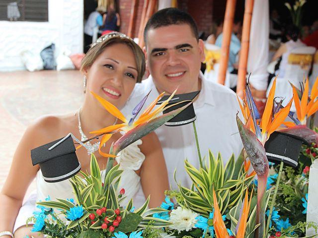 El matrimonio de Boris y Jazmin en Cali, Valle del Cauca 11
