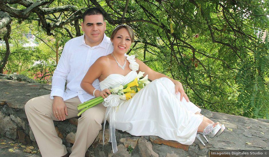 El matrimonio de Boris y Jazmin en Cali, Valle del Cauca