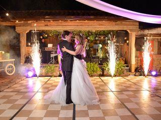 El matrimonio de Yelenka y Daniel 2