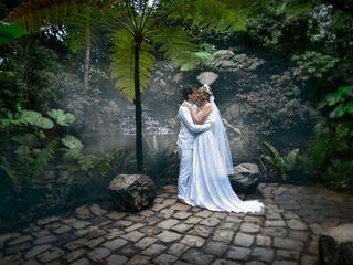 El matrimonio de Yelenka y Daniel