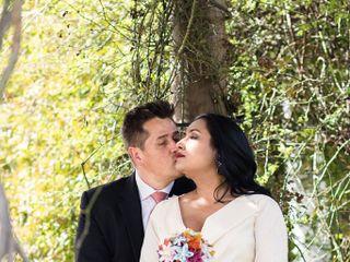 El matrimonio de Carmen y Gustavo 3