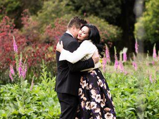 El matrimonio de Carmen y Gustavo 2