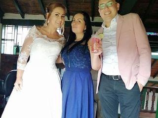 El matrimonio de Laura y Sergio 1