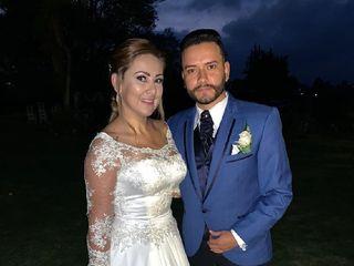 El matrimonio de Laura y Sergio 3