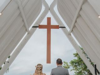 El matrimonio de Catalina  y Diego Felipe  1