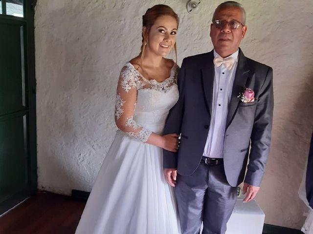 El matrimonio de Sergio y Laura en Subachoque, Cundinamarca 7