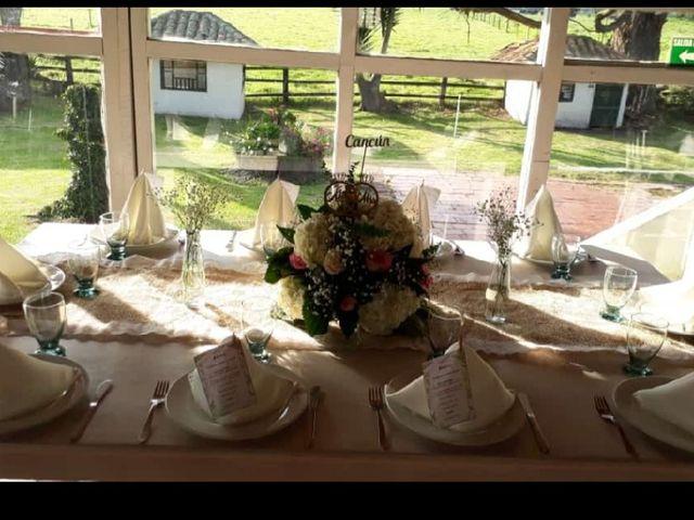 El matrimonio de Sergio y Laura en Subachoque, Cundinamarca 1