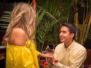 El matrimonio de Alejandra y  Diego 1