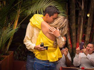 El matrimonio de Alejandra y  Diego 2