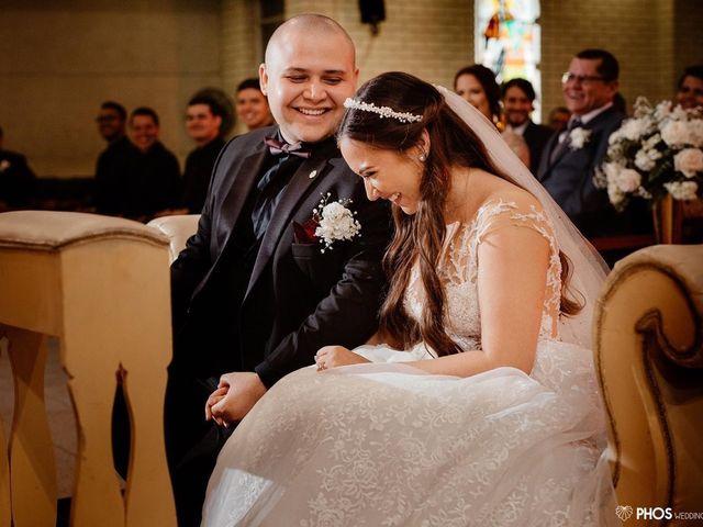 El matrimonio de Tatiana  y Miguel