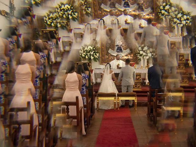 El matrimonio de Camilo y Pilar en Medellín, Antioquia 31