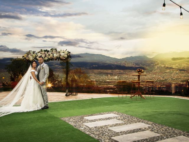 El matrimonio de Pilar y Camilo