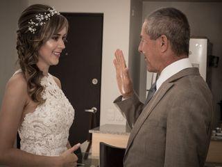 El matrimonio de Viviana y José 2