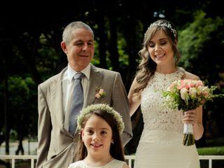 El matrimonio de Viviana y José 3