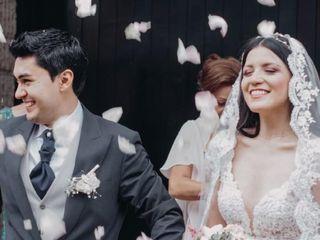 El matrimonio de Emily y Eduardo 1