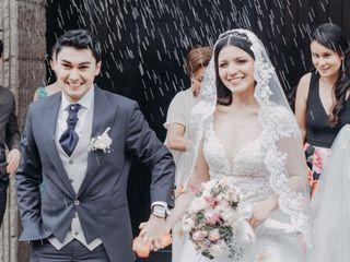 El matrimonio de Emily y Eduardo