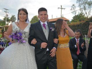 El matrimonio de Mónica y Luisfer