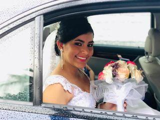 El matrimonio de María Fernanda  y Michael Alejandro  2