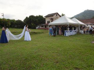El matrimonio de María Fernanda  y Michael Alejandro  3