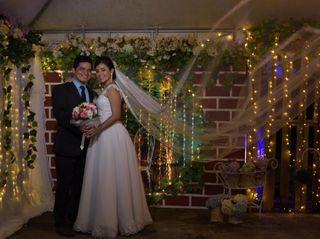El matrimonio de María Fernanda  y Michael Alejandro