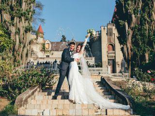 El matrimonio de Laura y Nicolás