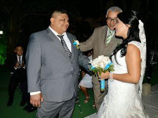 El matrimonio de Susana y Hugo 1